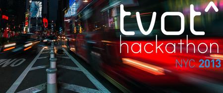 TVOT NYC 2013 Hackathon
