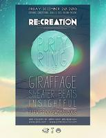 PURITY RING (DJ Set) + GIRAFFAGE (LIVE)