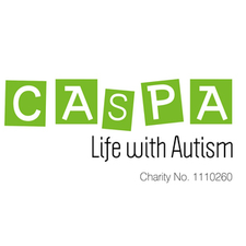 CASPA Children on The Autistic Spectrum Parents Association logo