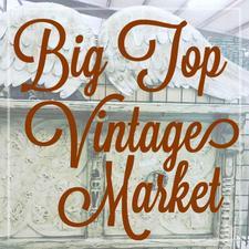 Big Top Vintage Market logo