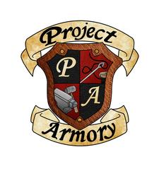 Project Armory logo