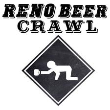 The Reno Beer Crawl logo