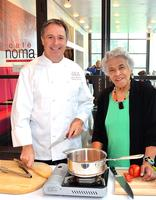 Art You Can Eat with CHEF LEAH CHASE