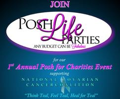 1st Annual Posh for Charities - National Ovarian...