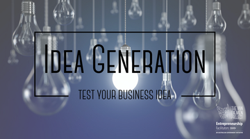 Idea Generation Workshop