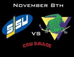SJSU D3 vs SFSU Hockey Game