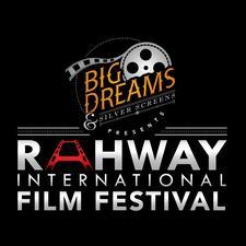 Big Dreams & Silver Screens Inc. Presents the 5th Anniversary of Rahway International Film Festival logo