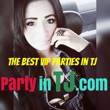 PartyInTJ.com logo