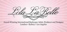 Lola LaBelle Presents logo
