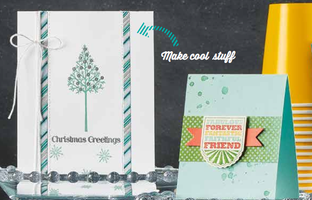 Winter Frost Card-Making Class