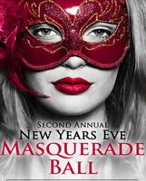 Party Perks Presents: The New Years Masquerade Ball