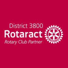 Rotaract Clubs of Rotary International District 3800 | 7th PRoCon Committee logo