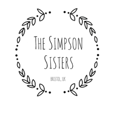 The Simpson Sisters logo