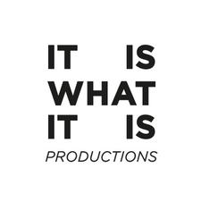 It Is What It Is Productions logo