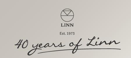 40 years of Linn