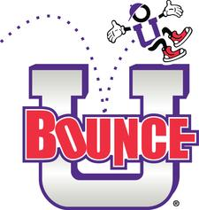 BounceU Cherry Hill logo