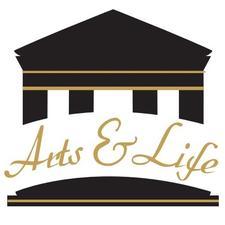 Harding University Arts and Life Series logo