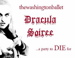 The Washington Ballet's Dracula Soiree
