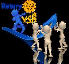 Rotary Club of Jackson Williamson Counties Sunset logo