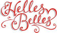 Helles Belles Burlesque logo