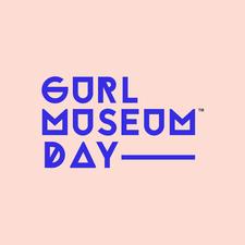 #GURLMuseumDay logo