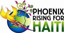 Phoenix Rising For Haiti  logo