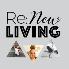 Re:New Living logo