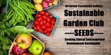 Kirkwood's Sustainable Garden Club (SEEDS) logo
