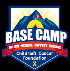 BASE Camp Children's Cancer Foundation logo