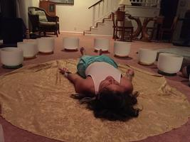 Alchemy of Sound Healing w Voice & Crystal Bowls...