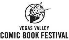 Vegas Valley Comic Book Festival logo