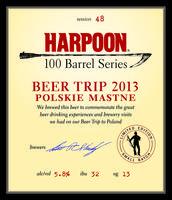 Friend of Harpoon Exclusive - 100 Barrel Series #48...
