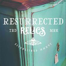 Resurrected Relics logo