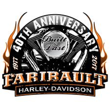 Faribault Harley-Davidson logo