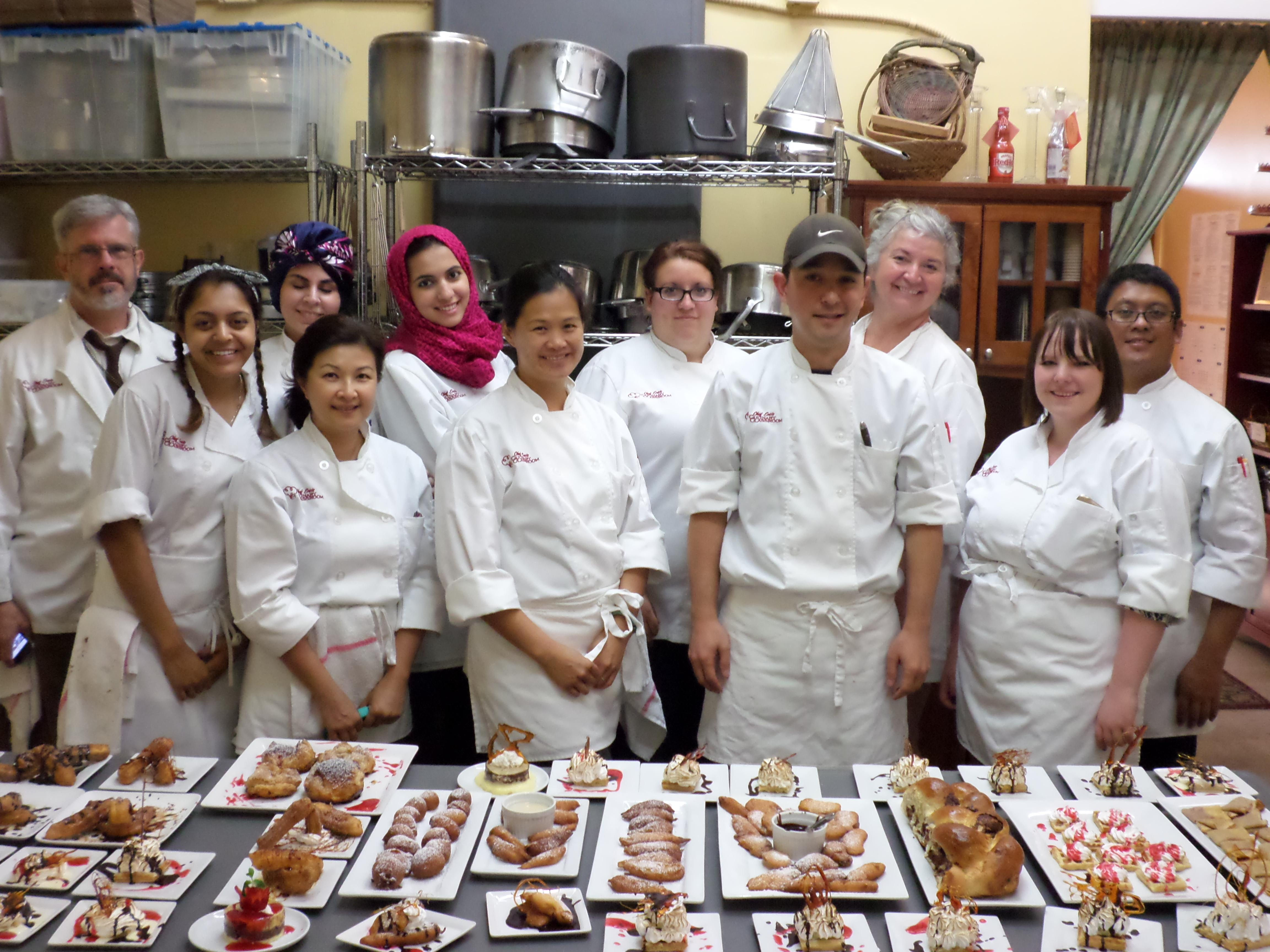 Baking Program-Wed 3/4/20 at 6:30pm-PMTS-10 Wks-Professional Certificate