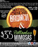 SUNDAY BRUNCH @DIONISIO WINERY