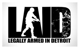 Legally Armed In Detroit's (LAID) 2nd Annual Open Carry...