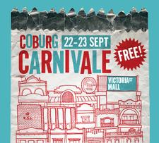 Coburg Carnivale presented by Moreland City Council logo