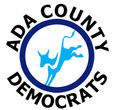 Ada County Democrats logo