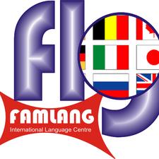 Famlang International Language Club logo