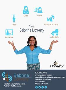 Sabrina Lowery logo