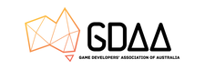 Game Developers' Association of Australia logo