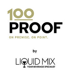 100Proof - by Liquid Mix logo