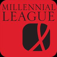 Millennial League logo