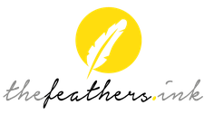 Raluca Comanescu [thefeathers.ink] logo