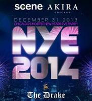 Chicago Scene's & AKIRA 14th Annual New Years Eve Party at...