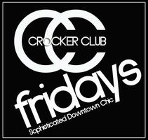 DOT KRU invades the CROCKER CLUB this Friday! With...