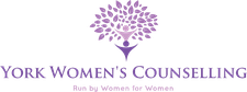 York Women's Counselling logo