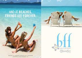 B.F.F Getaway 2013 in Turks & Caicos