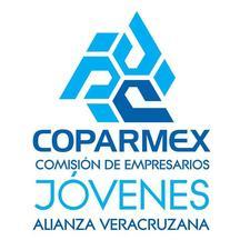 Jóvenes Empresarios Coparmex Veracruz logo